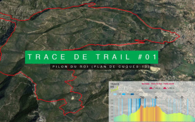 TRACE DE TRAIL #01 (VLOG)